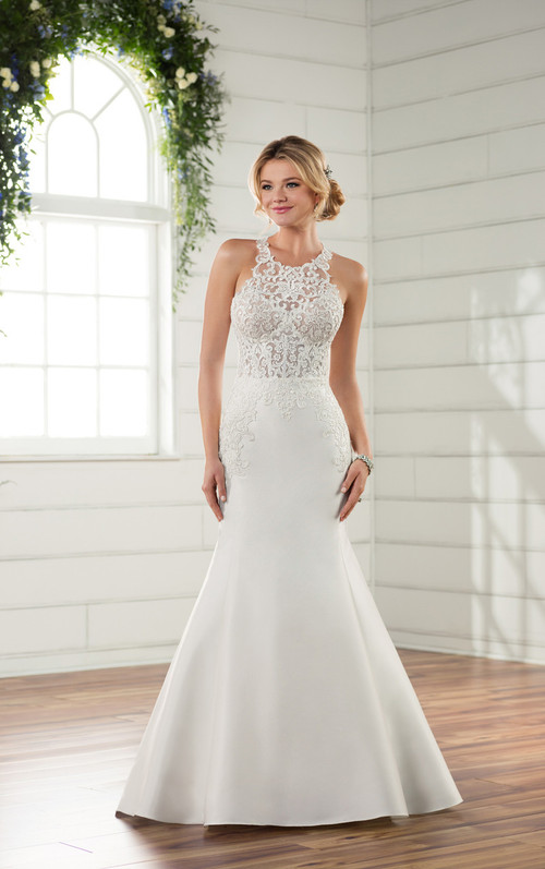 Essense of Australia Wedding Dress D2336