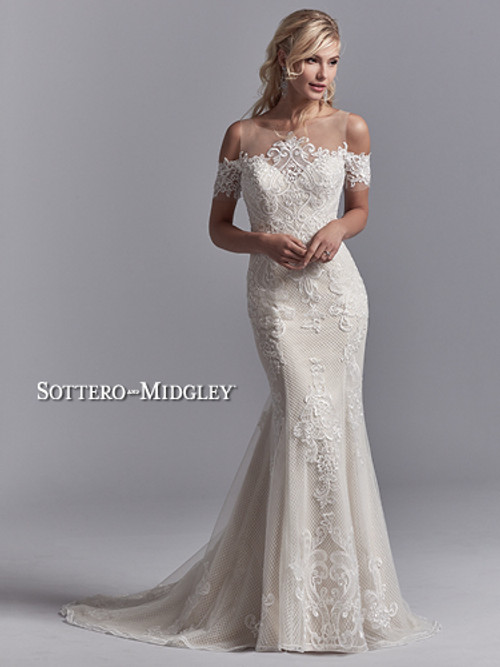 Sottero and Midgley Wedding Dress Elin