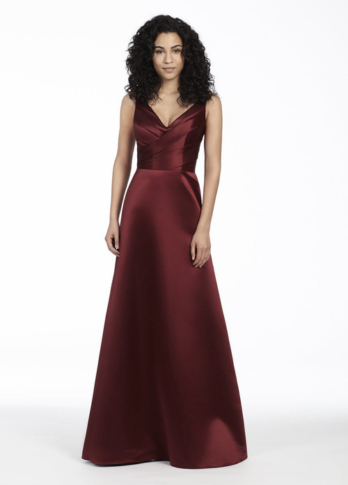 Hayley Paige Occasions Bridesmaid Dress 5753