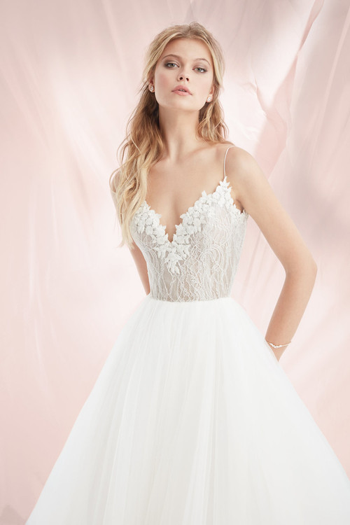 Blush By Hayley Paige Wedding Dress Brier