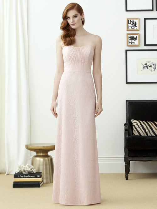 Sale Dessy Bridesmaid Dress 2952