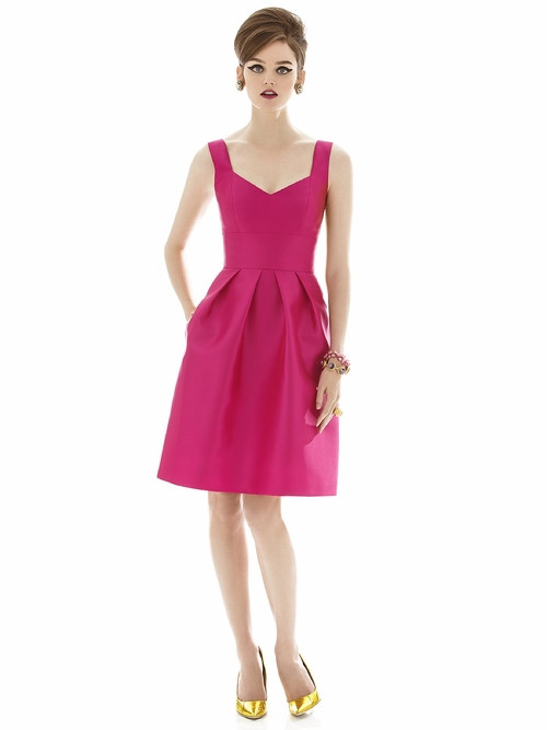 Sale Alfred Sung Bridesmaid Dress D658
