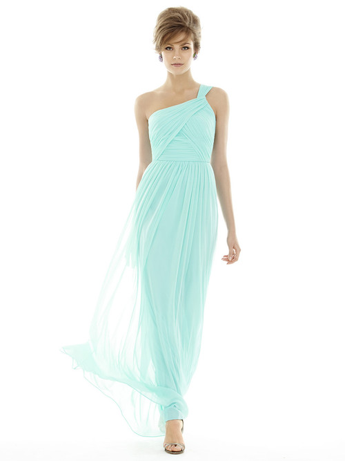 Sale Alfred Sung Bridesmaid Dress D691