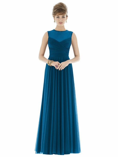 Sale Alfred Sung Bridesmaid Dress D677