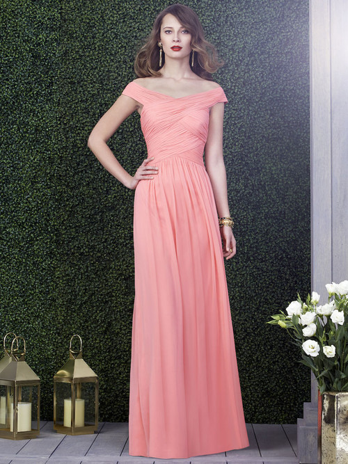 Sale Dessy Bridesmaid Dress 2919