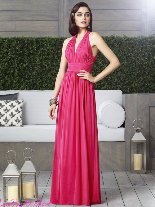 Sale Dessy Bridesmaid Dress 2908