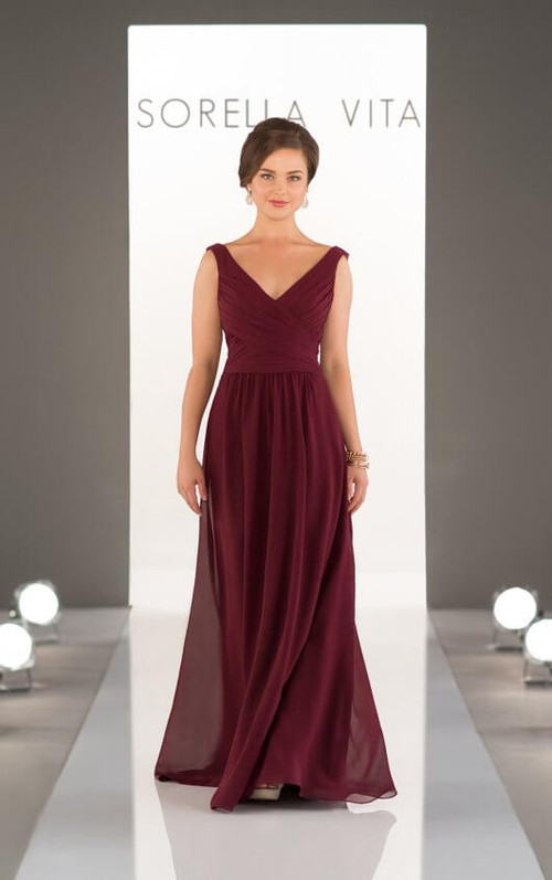 Sorella Vita Bridesmaid Dress 8932