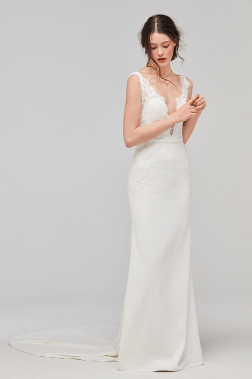 Willowby Wedding Dress Lief (Lined)