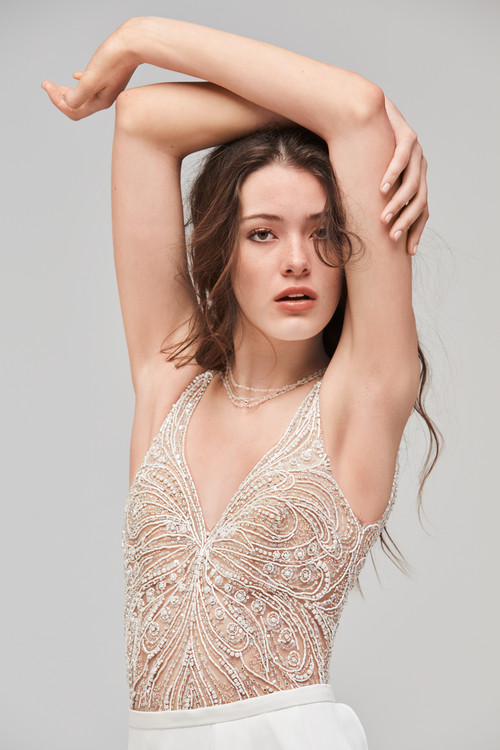 Willowby Wedding Dress Fladdra Bodysuit