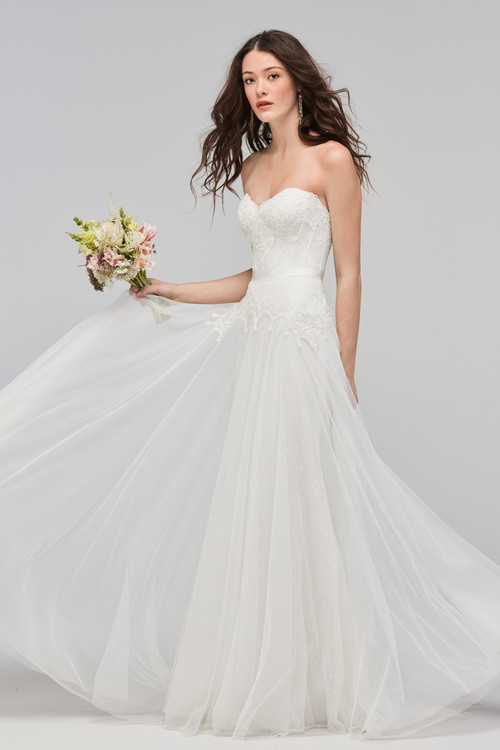 Willowby Wedding Dress Lupine
