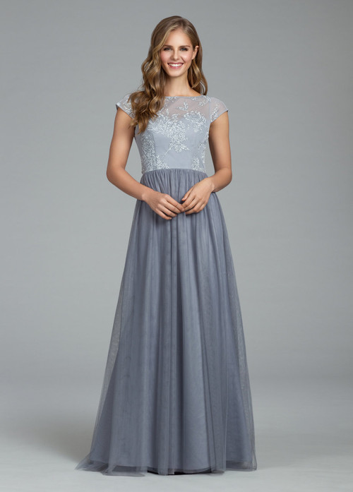 Hayley Paige Occasions Bridesmaid Dress 5805