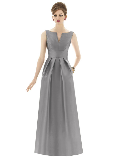 Alfred Sung Bridesmaid Dress D655