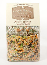 Makes 10 to 12 - 8 ounce servings of soup (3 quarts) - without MSG, salt or preservatives. Also freezes well!