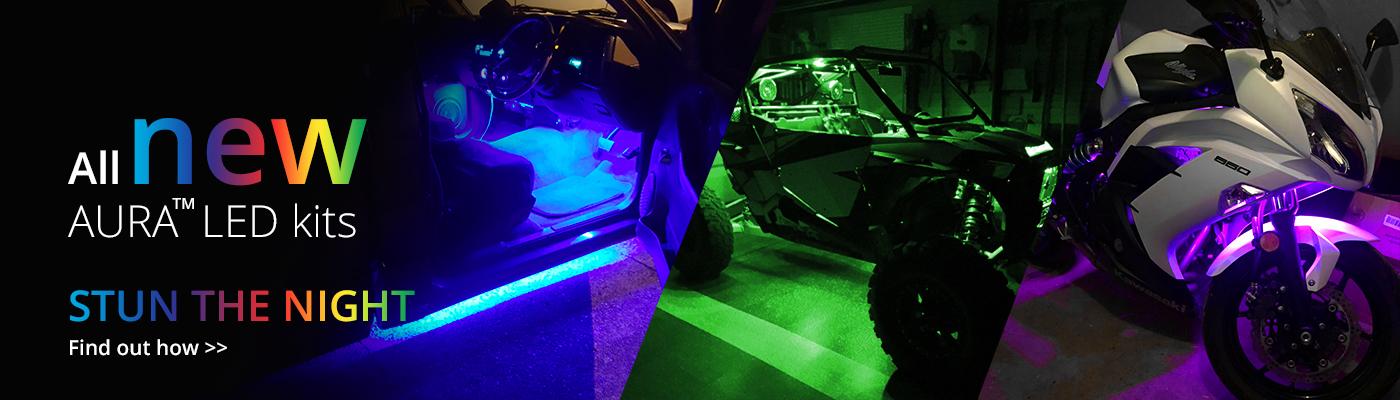 AURA LED Glow Kits