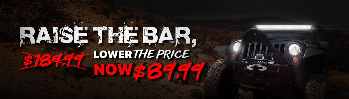 LED Light Bar Deal and Sale