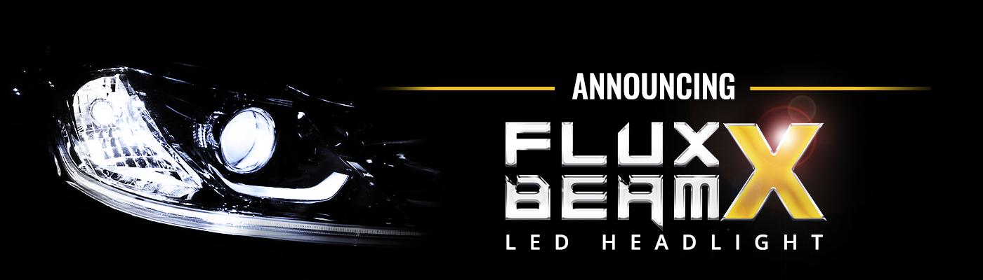 Brightest LED Headlight