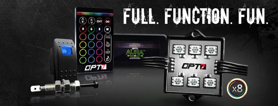 aura truck bed led lighting kit