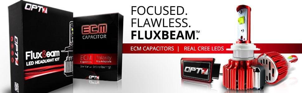 fluxbeam led headlight Flawless