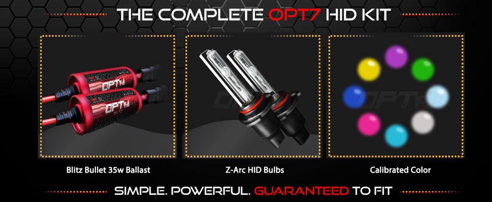 hid inline bullet hid kit