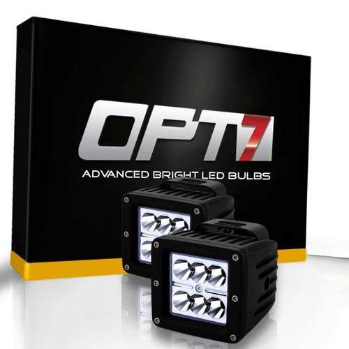 18w Cree LED Light Pods (LED Light Bar:3SFL18WCS)