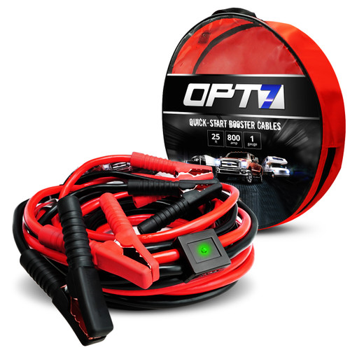 Heavy Duty Jumper Cables