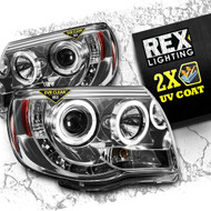 2005 2006 2007 2008 2009 2010 2011 chrome toyota tacoma headlights rex lighting