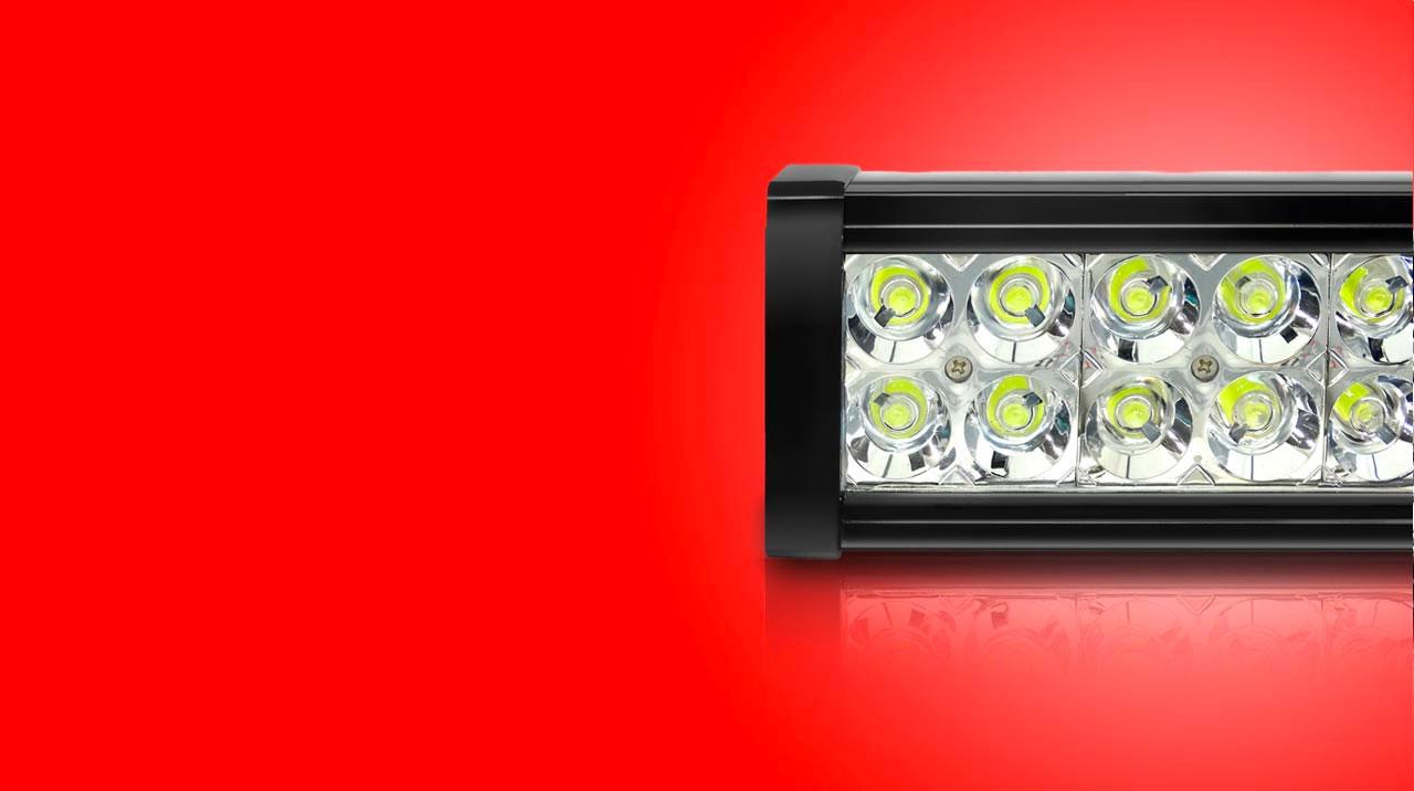Affordable LED Light Bars