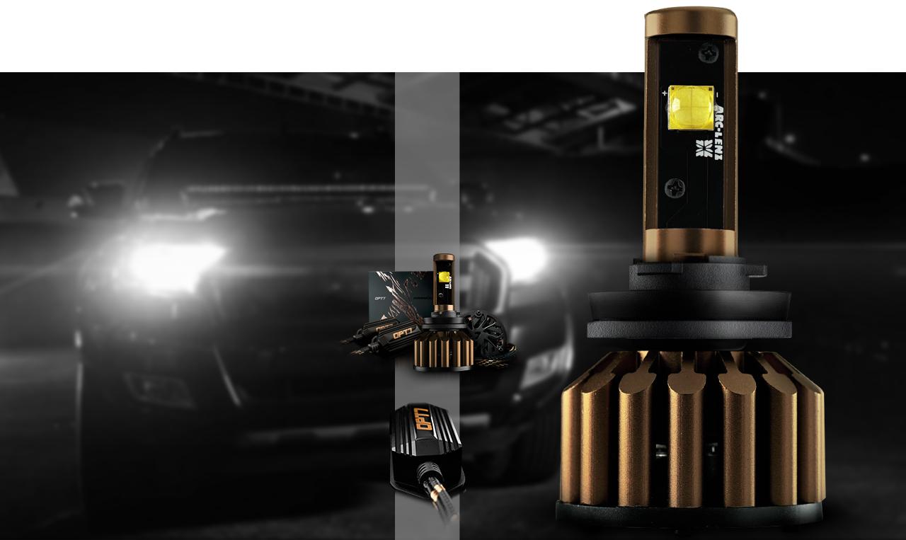 LED Headlight Upgrade