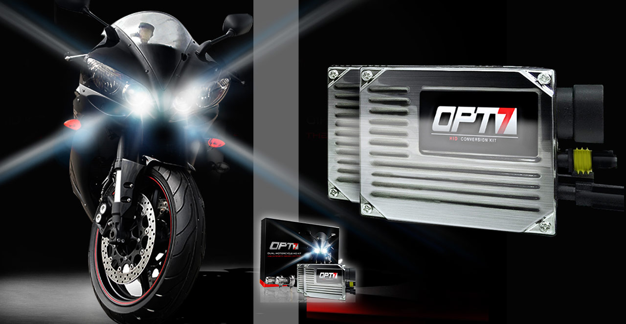 HID Lights for Motorcycle