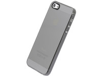 Air Jacket Clear Black for iPhone SE 5s/5