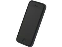 Flat Bumper Black for iPhone 5