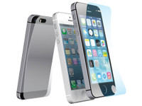 Shock-absorbing Anti-Glare Film set for iPhone 5s/5