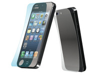 Shock-absorbing Anti-Glare Film for iPhone 5