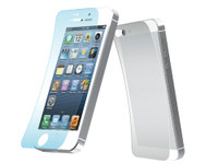 Shock-absorbing Crystal Film for iPhone 5