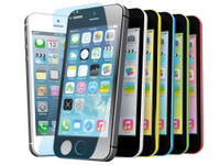 Shock-absorbing Anti-Glare Film for iPhone 5s/5c/5