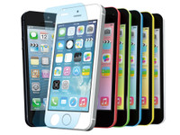 Shock-absorbing Crystal Film for iPhone 5s/5c/5