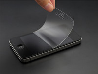 Shock-absorbing Anti-glare film for iPhone 4/4S
