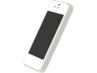 Air Jacket Rubber White for iPhone 4/4s