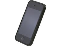 Flat Bumper Black for iPhone 4/4s