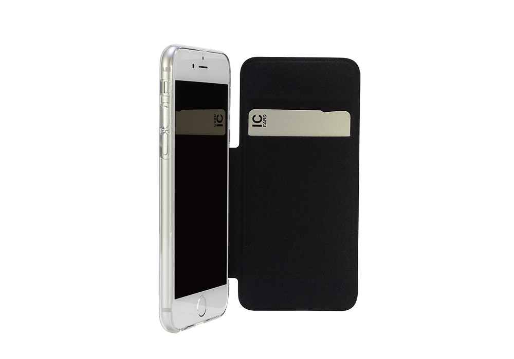 Air Jacket Flip for iPhone 6 Open
