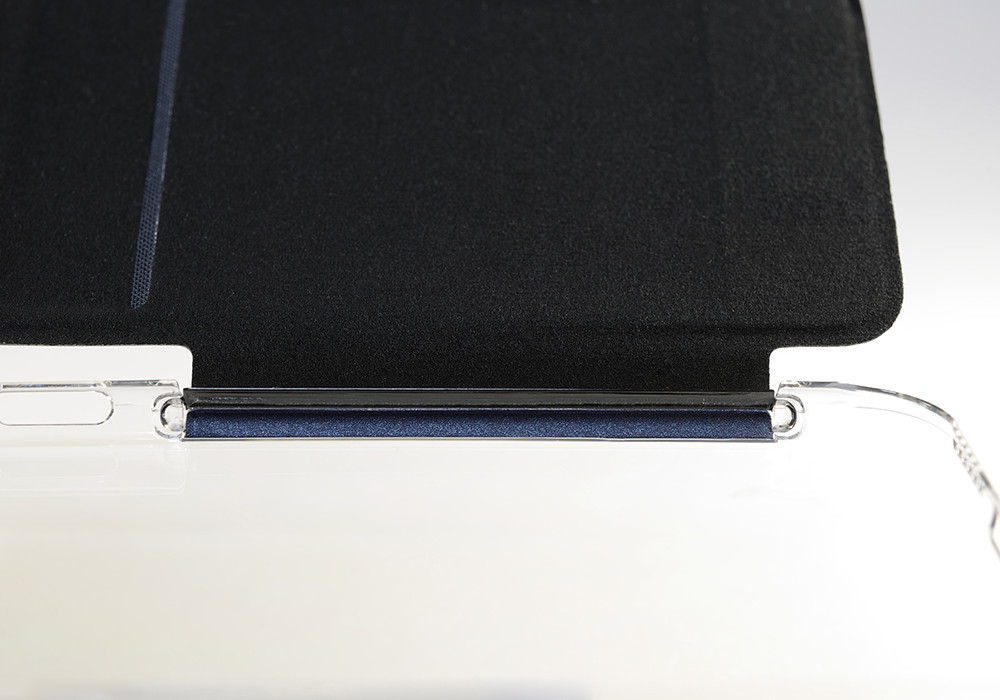 Air Jacket Flip for iPhone 6 the revable cover is connected