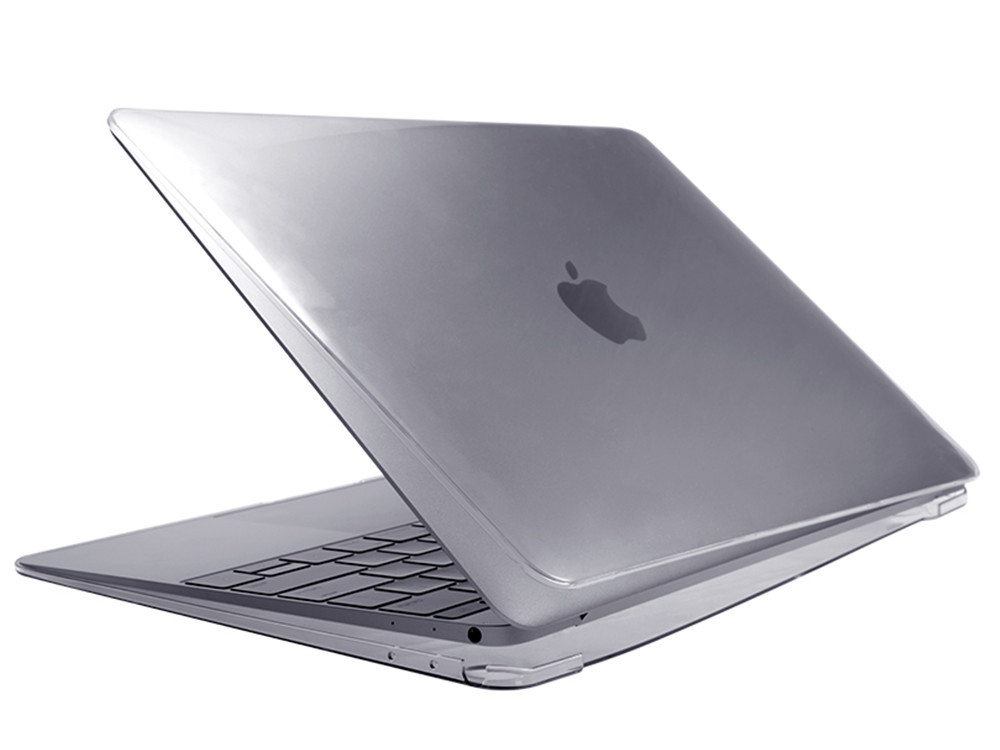 "Air Jacket Clear for MacBook 12"" side"