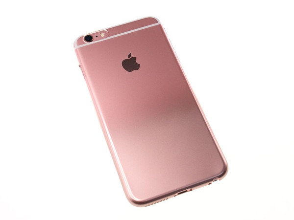 Air Jacket for iPhone 6s/6 Gradation Rose Gold back