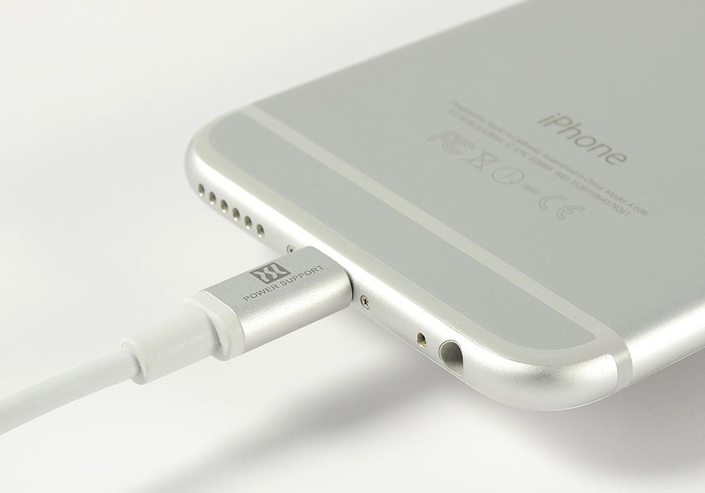 Silver Lightening connector
