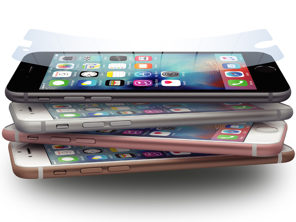 Hybrid Crystal Film for iPhone 6s/6