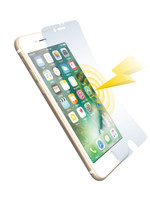 Shock-absorbing Anti-glare Film Set for iPhone 7