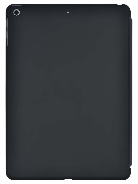 Air Jacket for iPad 9.7-inch 2017 Rubber Black front