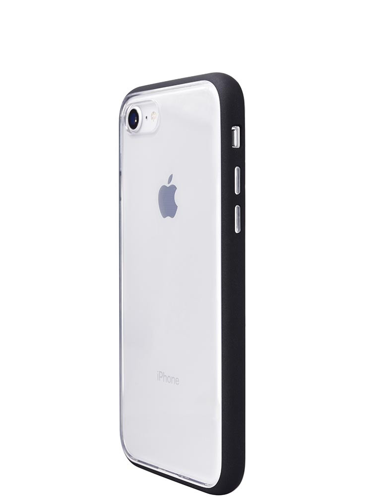 Shock Proof Air jacket for iPhone 8 Side Rubber Black