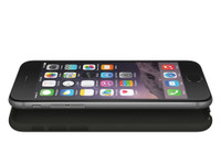Air Jacket Rubber Black for iPhone 6