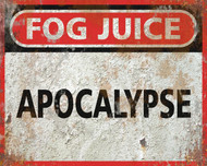 Apocalypse Long Lasting Fog Fluid CONCENTRATE - 13 Gallons (FREE SHIPPING)